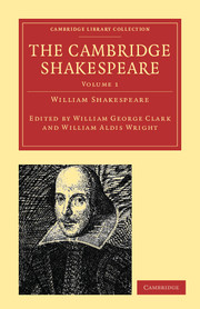 The Cambridge Shakespeare