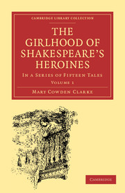 The Girlhood of Shakespeare's Heroines