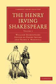 The Henry Irving Shakespeare