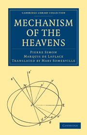 Mechanism of the Heavens