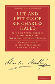 Life and Letters of Sir Charles Hallé