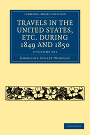Travels in the United States, etc. during 1849 and 1850