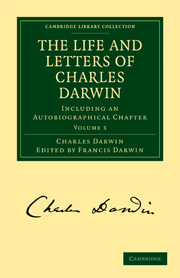 The Life and Letters of Charles Darwin