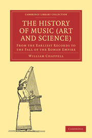 The History of Music (Art and Science)