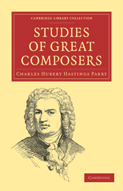 Studies of Great Composers