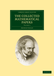 The Collected Mathematical Papers