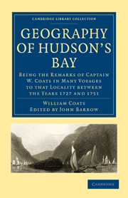 Geography of Hudson's Bay