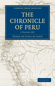 The Chronicle of Peru