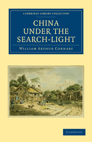 China Under the Search-Light