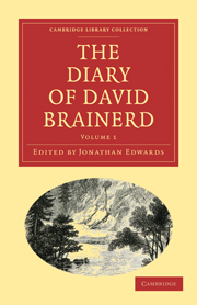 The Diary of David Brainerd