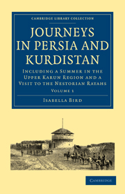 Journeys in Persia and Kurdistan