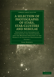Photographs of Stars, Star-Clusters and Nebulae