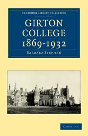 Girton College 1869–1932