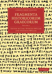 Fragmenta Historicorum Graecorum