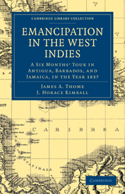 Emancipation in the West Indies