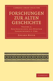 Forschungen zur Alten Geschichte
