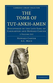 The Tomb of Tut-Ankh-Amen