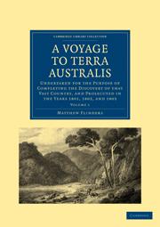 A Voyage to Terra Australis