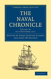 The Naval Chronicle