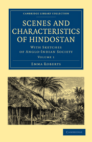 Scenes and Characteristics of Hindostan
