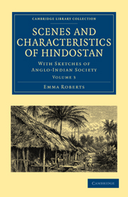Scenes and Characteristics of Hindostan