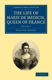 The Life of Marie de Medicis, Queen of France