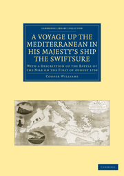 A Voyage up the Mediterranean in His Majesty's Ship the Swiftsure