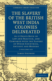 The Slavery of the British West India Colonies Delineated