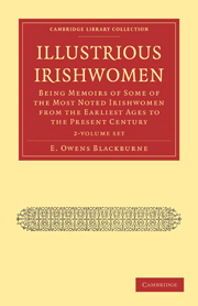 Illustrious Irishwomen