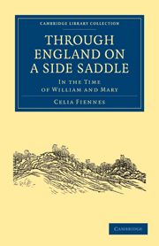 Through England on a Side Saddle