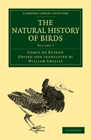 The Natural History of Birds