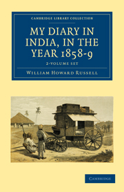 My Diary in India, in the Year 1858–9