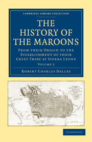 The History of the Maroons