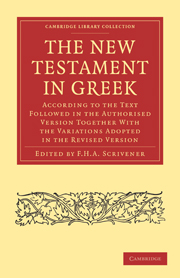 The New Testament in Greek