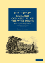 The History, Civil and Commercial, of the West Indies