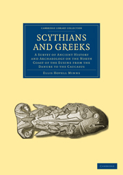 Scythians and Greeks