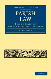Parish Law