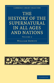 The History of the Supernatural in All Ages and Nations