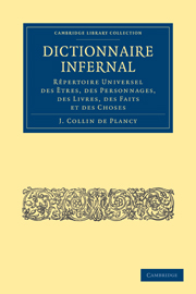 Dictionnaire Infernal