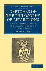 Sketches of the Philosophy of Apparitions