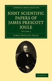 Joint Scientific Papers of James Prescott Joule