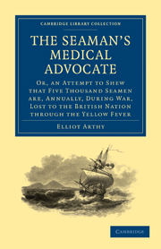 The Seaman's Medical Advocate