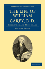 The Life of William Carey, D.D