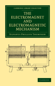 The Electromagnet and Electromagnetic Mechanism