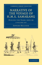 Narrative of the Voyage of HMS Samarang, during the Years 1843–46