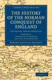 The History of the Norman Conquest of England