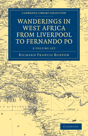 Wanderings in West Africa from Liverpool to Fernando Po