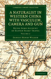 A Naturalist in Western China with Vasculum, Camera and Gun