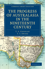 The Progress of Australasia in the Nineteenth Century