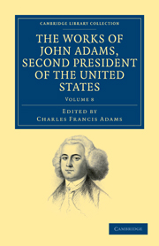 The Works of John Adams, Second President of the United States